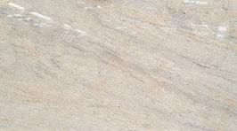 Granit Treppe Cielo de Ivory poliert