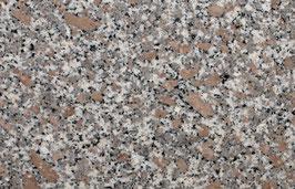 Granit Treppe Rosa Sardo / Limbara poliert