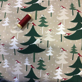 Westphalen-Druck-Stoffe Weihnachten