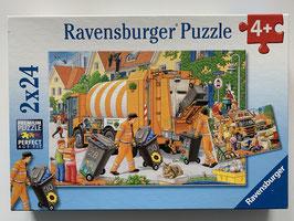 "Ravensburger Puzzle ""Die Müllabfuhr"""