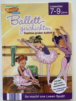 """Ballettgeschichten """"Sophias großer Auftritt"""""""