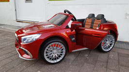 Mercedes AMG SL 65 (Luxus Edition)- weinrot lackiert