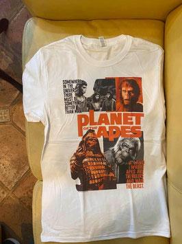 『猿の惑星』(PLANET OF THE APES)Tシャツ(1968年版)