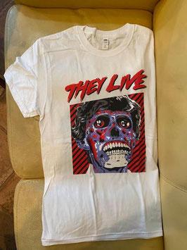 ゼイリブ(They Live) Tシャツ