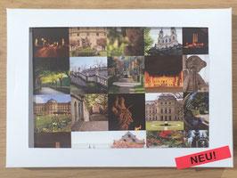 10er Pack Grusskarten inkl. Kuverts in schöner Geschenkverpackung