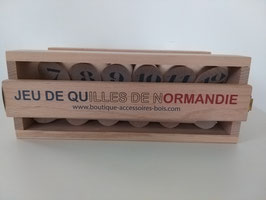 Jeu de quilles de Normandie
