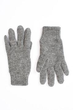 Gefütterte Herren-Handschuhe mit Alpaka-Wolle