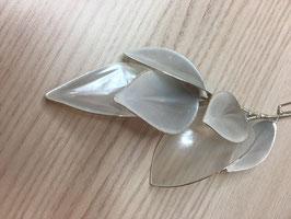"""Haarnadel """"Silver Leaves"""""""