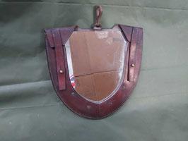 Porta pala GB trasformato in specchio, marchio - ww1