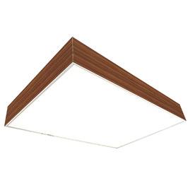 CILIGHT®-Lichtmodul Holzoptik Zwetschke