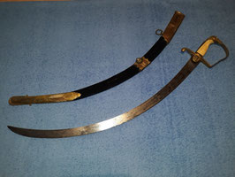 Marine Offiziers Säbel ( Nile Sword ) England, Nil Säbel Ehrenstück zum Sieg Lord Nelsons bei Abukir, Krokodil Säbel, SEHR SELTEN!