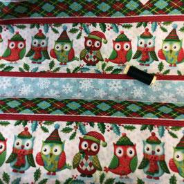 PW -Panel Weihnachts-Eulen