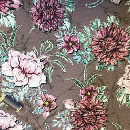 """Jersey"""" My watercolor garden""""Lila lotta"""