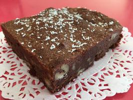 Brownie aux noix Bio Sans Gluten et Sans Lait