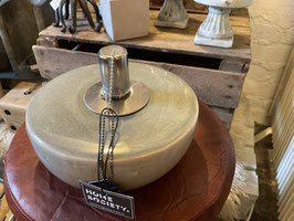 Keramik Ölbrenner grey L Home Society
