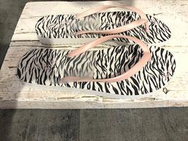 Pantolette Juvia Tiger