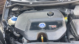 Motore VW polo 1.9 TDI