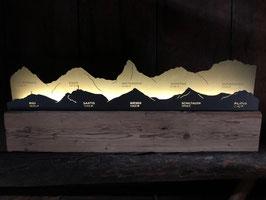 Die 10 bliebtesten Berge der Schweiz