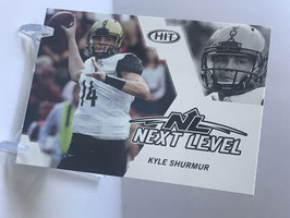 Kyle Shurmur (Vanderbilt) 2019 SAGE HIT Next Level #67