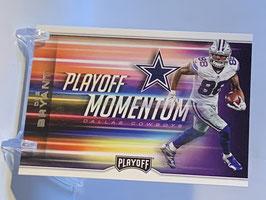 Dez Bryant (Cowboys) 2017 Playoff Momentum #6