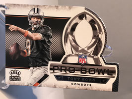 Tony Romo (Cowboys) 2015 Panini Crown Royale SPro Bowl Die Cuts #PB12