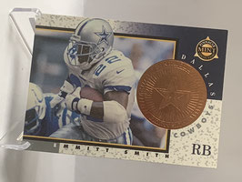 Emmitt Smith (Cowboys) 1997 Pinnacle Mint #10