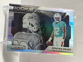 Kenyan Drake (Dolphins) 2016 Prizm Rookie Introductions Silver Prizm #24