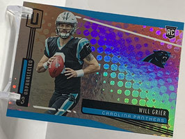 Will Grier (Panthers) 2019 Unparalleled #275