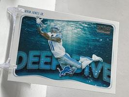 Marvin Jones Jr. (Lions) 2020 Score Deep Dive #DD-MJ