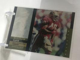 William Floyd (49ers) 1995 SP Holoview #25