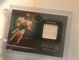 Jeff Garcia (49ers) 2003 Limited Limited Threads #LT-42