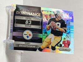 Terry Bradshaw (Steelers) 2016 Prizm Decade of Dominance  #5