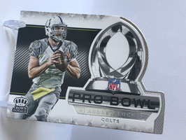 Andrew Luck (Colts) 2015 Panini Crown Royale Pro Bowl Die-Cuts #PB2