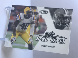 Devin White (LSU) 2019 SAGE HIT Next Level #66