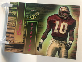Derrick Brooks (Florida State/ Buccaneers) 1995 Superior Pix Top Defender #4