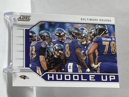 Baltimore Ravens 2019 Score Huddle Up #HU-1