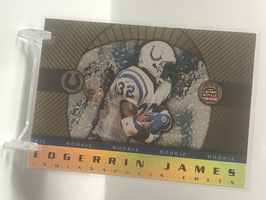 Edgerrin James (Colts) 1999 Pacific Crown Royale Rookie Gold #8