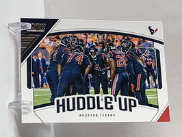 Houston Texans 2018 Score Huddle Up #3