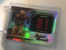Terrell Owens (49ers) 2003 Limited Limited Threads Numbers #LT-91