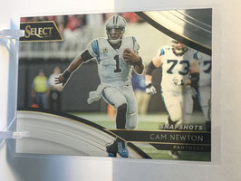 Cam Newton (Panthers) 2018 Select Snapshots #SN-21