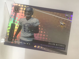 Dillon Mitchell (Vikings) 2019 Unparalleled #242