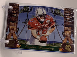 Peyton Manning (Colts) 2001 Pacific Pro Bowl 2001 Die Cut #5