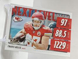 Travis Kelce (Chiefs) 2020 Score Next Level Stats #NLS-TK