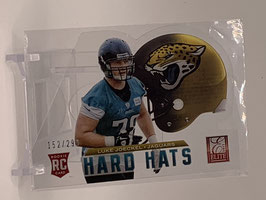 Luke Joeckel (Jaguars) 2013 Elite Hard Hats #62