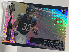 David Montgomery (Bears) 2019 Unparalleled #255
