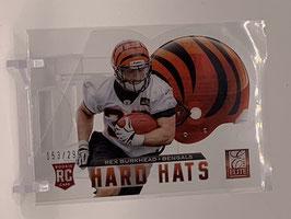 Rex Burkhead (Bengals) 2013 Elite Hard Hats #17