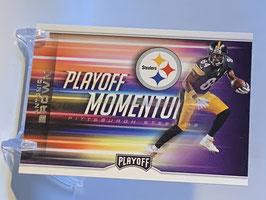 Antonio Brown (Steelers) 2017 Playoff Momentum #2