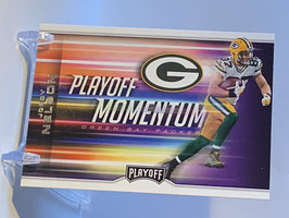 Jordy Nelson (Packers) 2017 Playoff Momentum #7