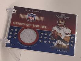 Jeff Garcia (49ers) 2002 Prestige Stars of the NFL #SN-9