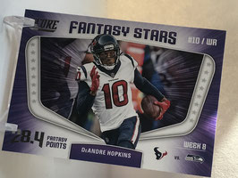 DeAndre Hopkins (Texans) 2018 Score Fantasy Stars #13